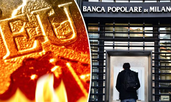 Italy's deepening banking crisis could RIP the eurozone apart warn experts