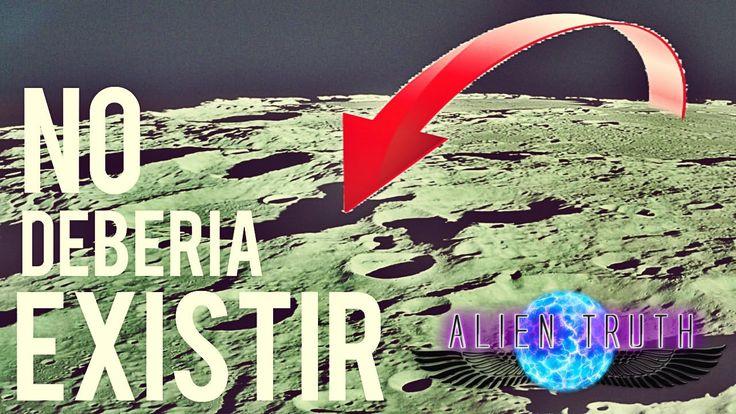 5 misterios de la Luna inexplicables para la Ciencia | Alien Truth