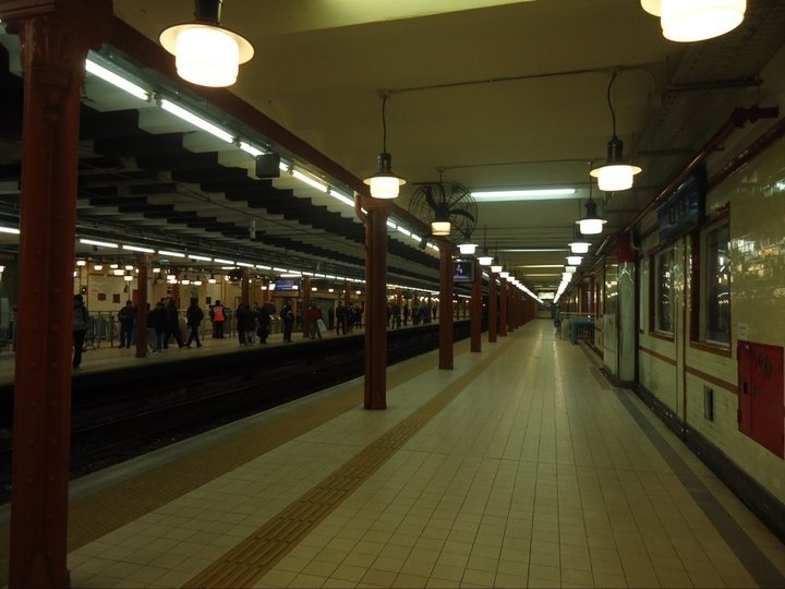 Subte, Buenos Aires. #Metro #OldStation