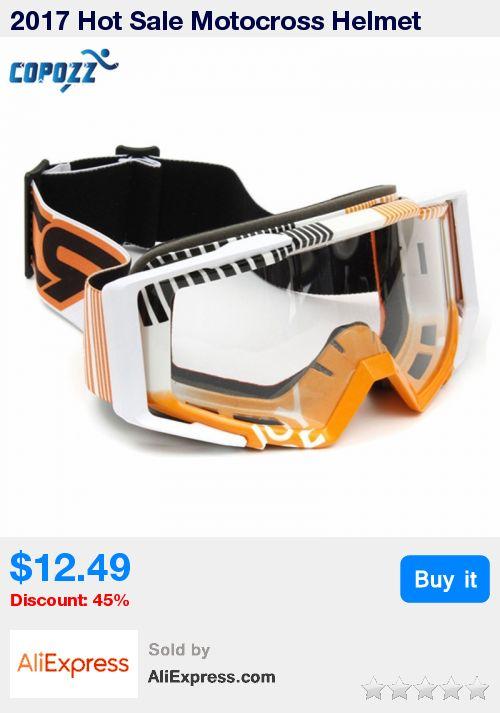 2017 Hot Sale Motocross Helmet Goggles Sports Skiing Windproof Glasses Eyewear For Motorbike Off-Road SUV * Pub Date: 21:19 May 29 2017