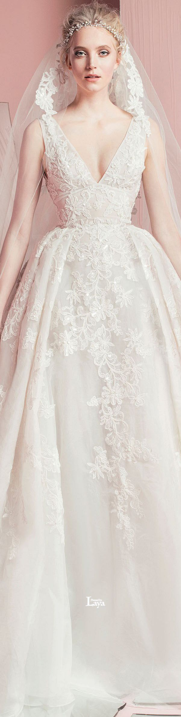 180 besten Zuhair Murad Wedding gowns Bilder auf Pinterest ...