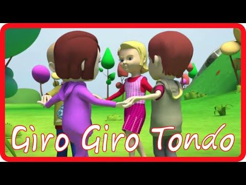 Giro Giro Tondo - Canzoni Per Bambini Piccoli