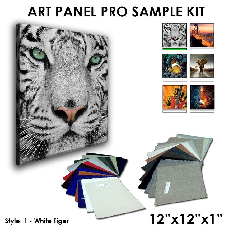 Acoustimac Pro ART Acoustic panels Sample Kit