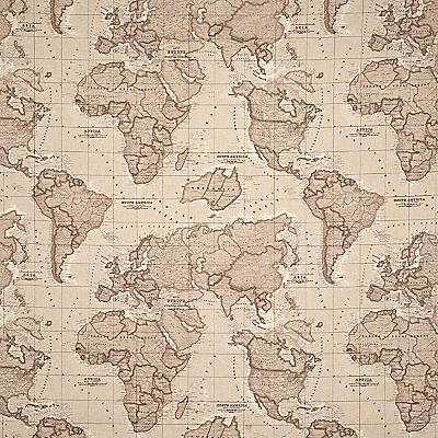 278 best STYLE - Map the World images on Pinterest Globe, Maps and - best of world map fabric etsy