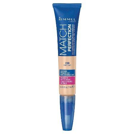 Rimmel Match Perfection Concealer 230 Fair/Light Neutral 0.23 oz