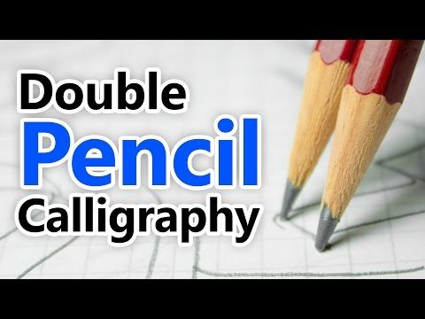 Best 25 How To Do Calligraphy Ideas On Pinterest