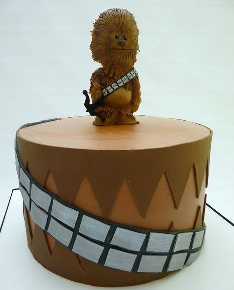Chocolate Chewbacca Www Dunmorecandykitchen Com: Cartoon Character Cakes: A Collection Of Ideas To Try
