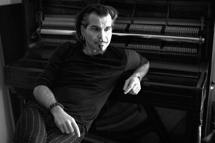 MY #portrait of rock star Piero Pelù