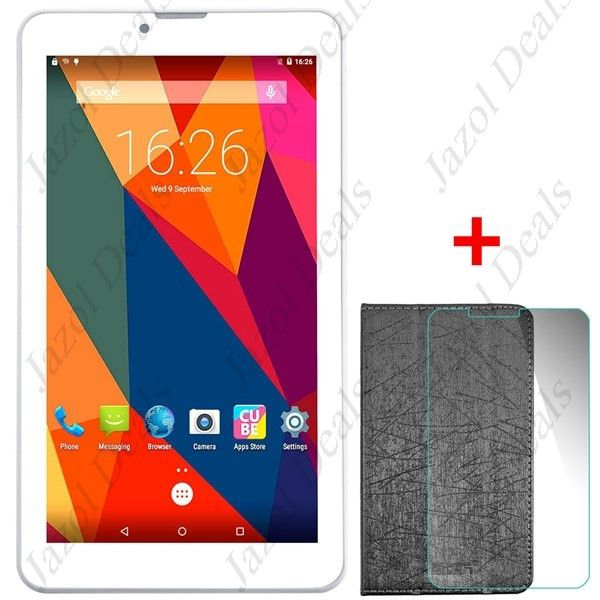 "CUBE Talk7x 4G 7"" IPS Screen Android 5.1 MT8735M Quad-core 1GB 16GB 4G Phablet w/ GPS Bluetooth + Case + Film (Price includes Shipping)"