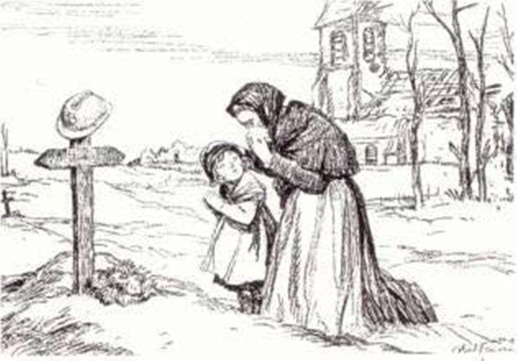 """Dessin d'époque : 11/11/1918  """"Papa sait-il que nous sommes vainqueurs ?"""" Mercredi 11 novembre Messe à Saint Louis d'Anjou (Ferrères) à 18h30 Nous te prions, Seigneur, en ce jour de la commémoration de l'armistice de 1918, pour toutes les victimes des..."""