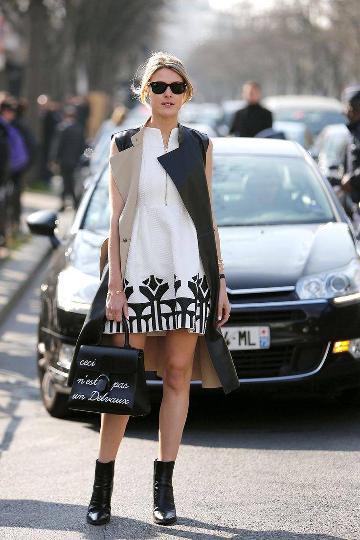 #SophieValkieser #fashionweek #mfw #fw15 #silvianheach #style #fashion
