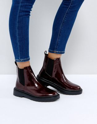 Pimkie Chunky Sole Chelsea Boots