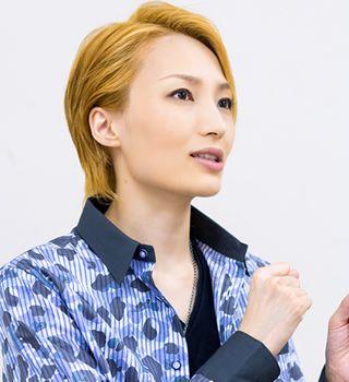 Takarazuka Revue❄Snow Troupe❄Futo Nozomi ♥望海風斗さん♥ゴーゴーご組
