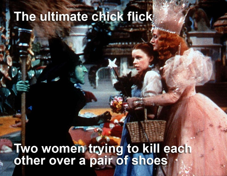 The ultimate chick flick!