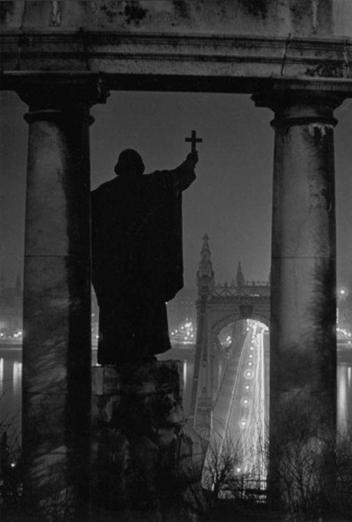 Monument Szent Gellért, Jeno Dulovits, Budapest, 1939-1942