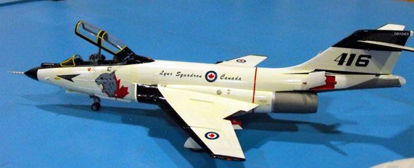 Revell-Monogram 1/48 CF-101 Voodoo (Earl Atkins)
