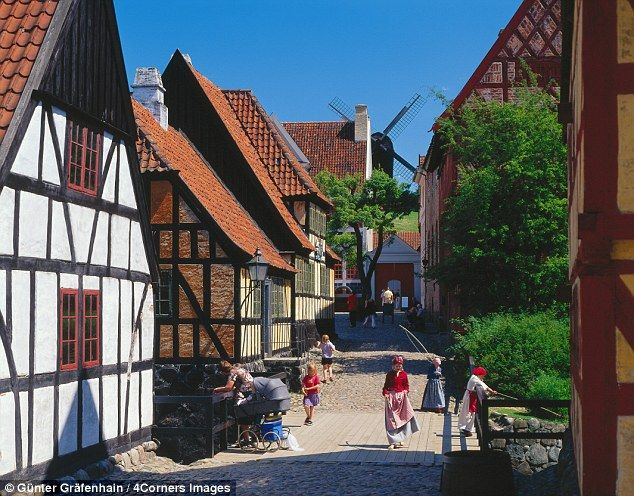 Discovering why Denmark is such a happy couuntry