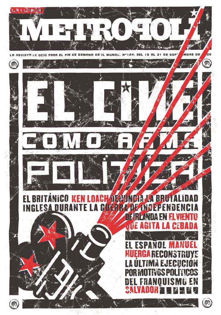 EL CINE COMO ARMA POLÍTICA (2006).