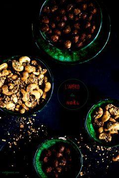 Noisettes aux Épices & Cajou façon Hummus      ȾƧ☼