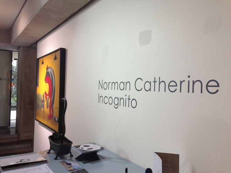 Norman Catherine 2013 - http://circaonjellicoe.co.za/?m=4&idkey=695  http://www.normancatherine.co.za