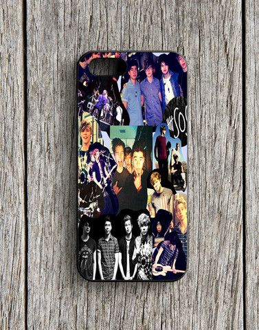5 Second Of Summer Collage iPhone 5 | 5S Case