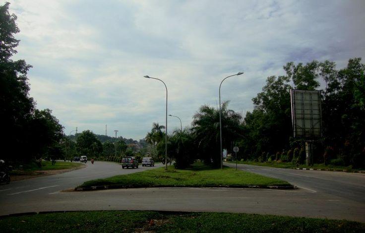 Nice roads at Simpang Sei Harapan, #Batam