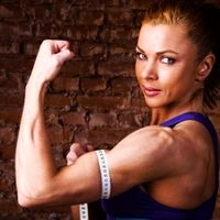 Tone Up with These 5 Bicep Exercises for Women | Top5.com with videos showing correct form.