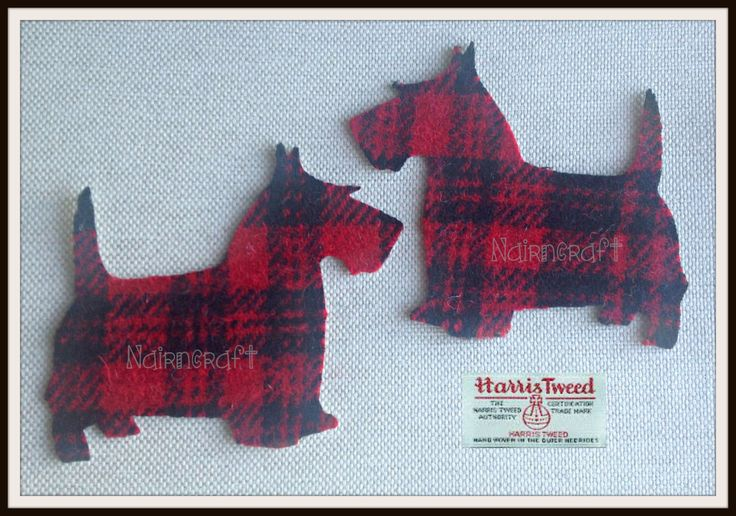 Now selling: 2x5in SD5. Red/Black Multi Harris Tweed Wool Fabric,Cut Out,Iron On, Applique Scottie https://www.etsy.com/listing/242076503/2x5in-sd5-redblack-multi-harris-tweed?utm_campaign=crowdfire&utm_content=crowdfire&utm_medium=social&utm_source=pinterest