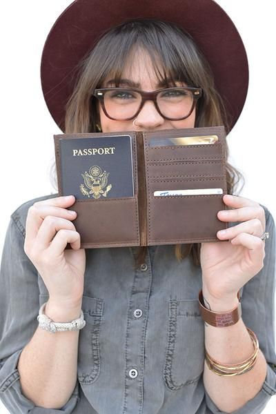 Passport holder? Check. Field notes guide cover? Check. Wallet? Check. Insanely beautiful & soft? Check, check, & check. Traveling abroad or simply across the city, this wallet is everything you could