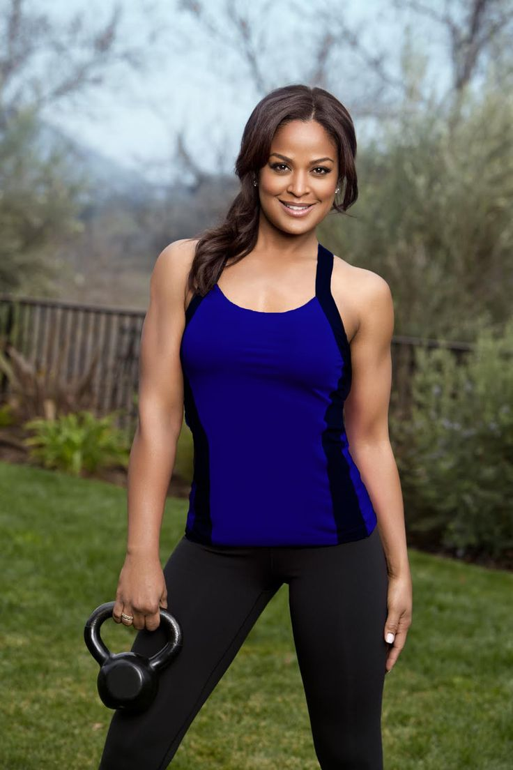 Haylie's Healthy Start with Laila Ali