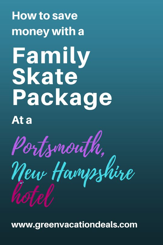 New Hampshire Travel Tip - check out this great hotel in Portsmouth, New Hampshire (close to New Hampshire beaches) and find out how you can save with a Stay & Skate Package! Family Travel Ideas in New England #Skate #Portsmouth #NH #Hotel #FamilyVacation #FigureSkating #Skating #IceSkating #NewHampshire #Skater #NewEngland #WinterSports #Olympics2018 #FamilyTrip #figureskate #USA #TeamUSA