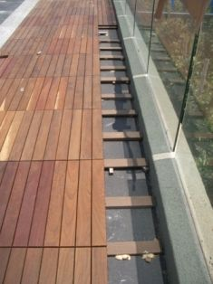 Best 25 Wood Deck Tiles Ideas Only On Pinterest Rooftop