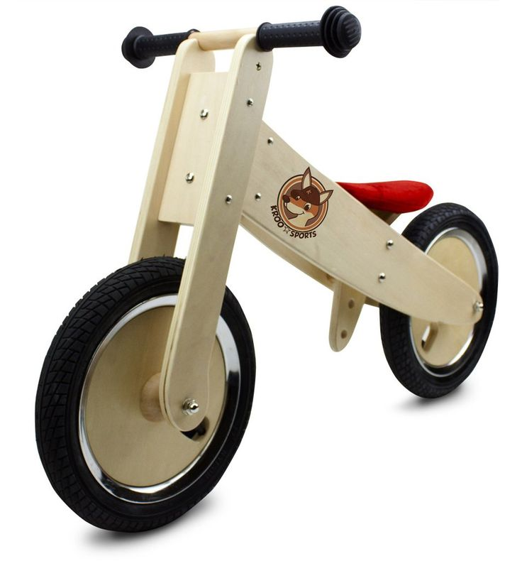 Wooden Balance Bicycle