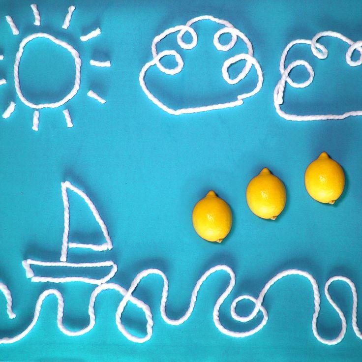 Deniz, kum, güneş, biraz esinti…Oh, mis gibi! Bu güzel yaz gününü taçlandırmak için ihtiyacınız olan ise biraz gerçek limon serinliği :) #dimeslimonata