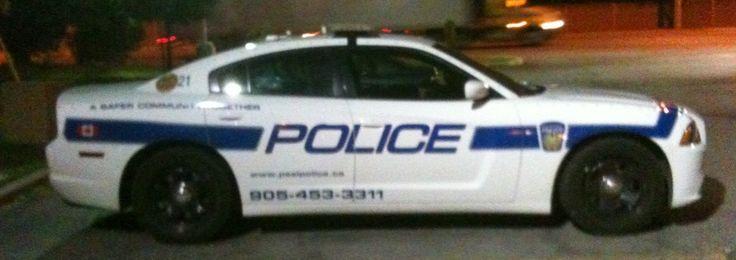 Peel police 2014