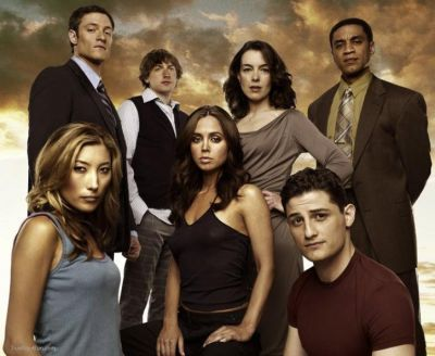 Dollhouse, another amazing show created by Joss Whedon.
