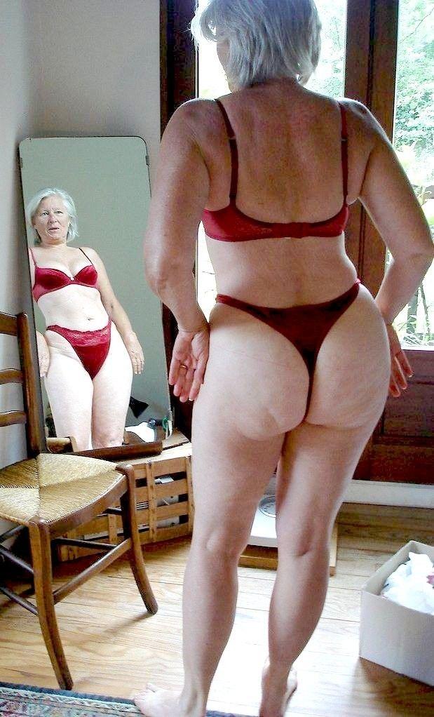 Sexy reife Grannys