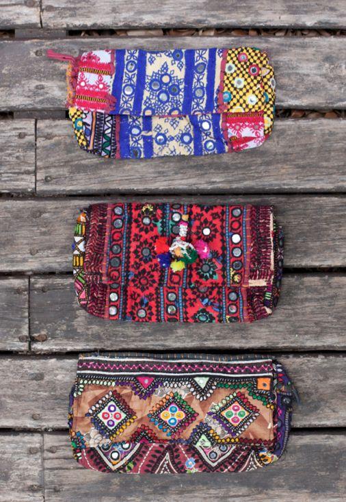Coleção de bolsas da marca argentina Rapsodia se chama Ethnic Spirit e é inspirada nos bordados astecas.
