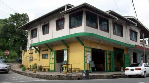 rum shop , san fernando , trinidad