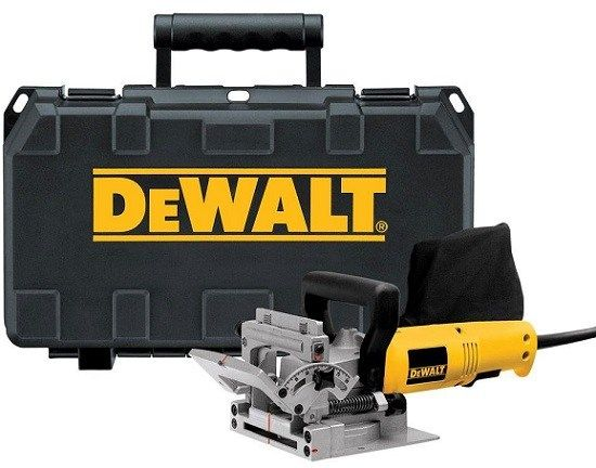 What is the Best Biscuit Joiner (Plate Joiner) for the money? We take a look at DeWalt, Porter-Cable, Makita and more in this TOP 5 REVIEW ROUND UP.