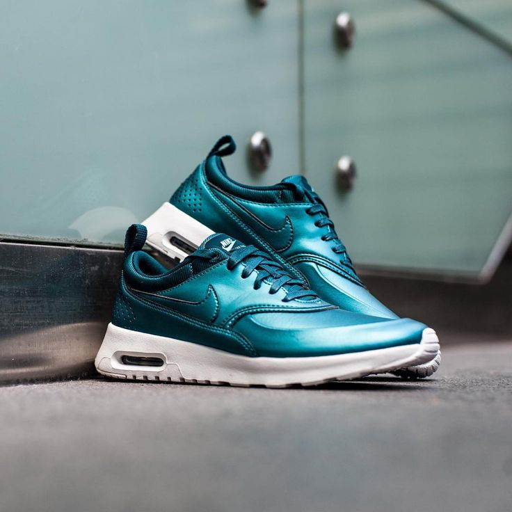 special sales new authentic fantastic savings Nike Air Max Thea Teal leoncamier.co.uk