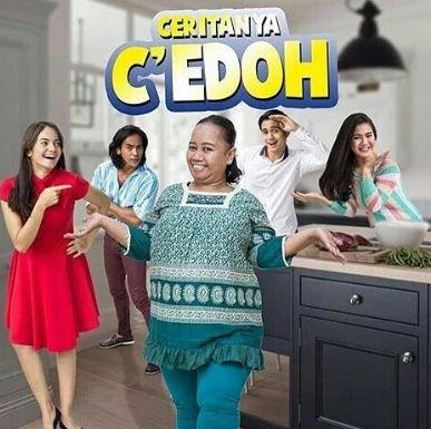 OST. Ceritanya C`Edoh MNCTV, C'edoh adalah sesorang ibu rumah tangga yang polos belia kehilangan anaknya yang sudah sangat lama sekali