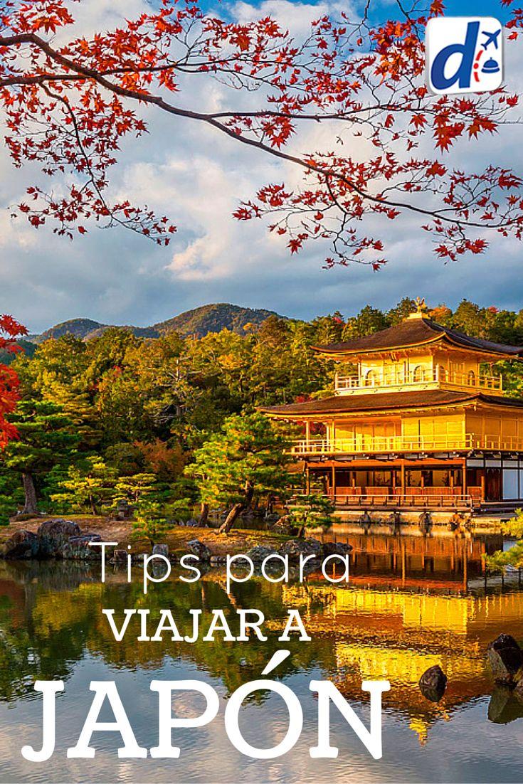 Viajar a #Japón es con seguridad una experiencia inolvidable. Aquí te dejamos algunos #DespeTips para que lo aproveches al máximo!!