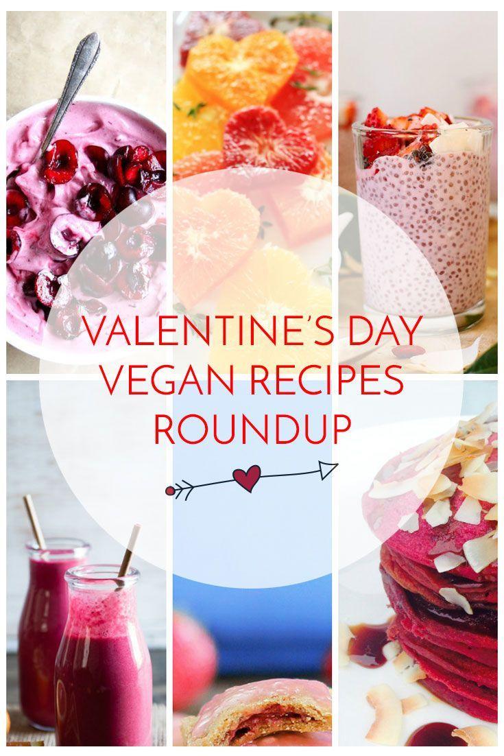 Paleo valentine s day meal ideas - Valentine S Day Vegan Recipes Roundup