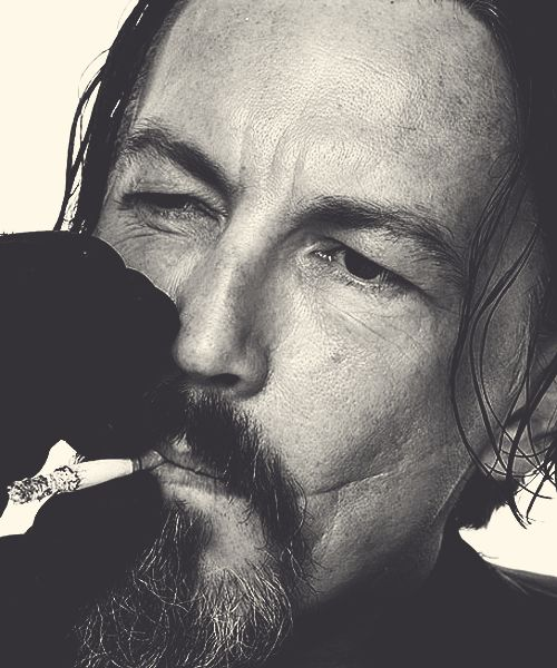 Marius Talon is played by Tommy Flanagan.  Fuck Yeah Tommy Flanagan.