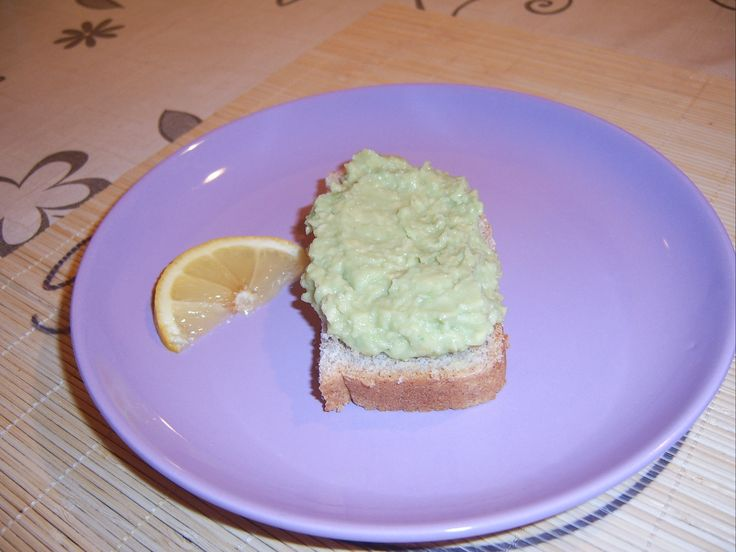 Pastă de avocado