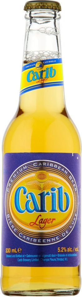 Carib Lager - Trinidad and Tobago