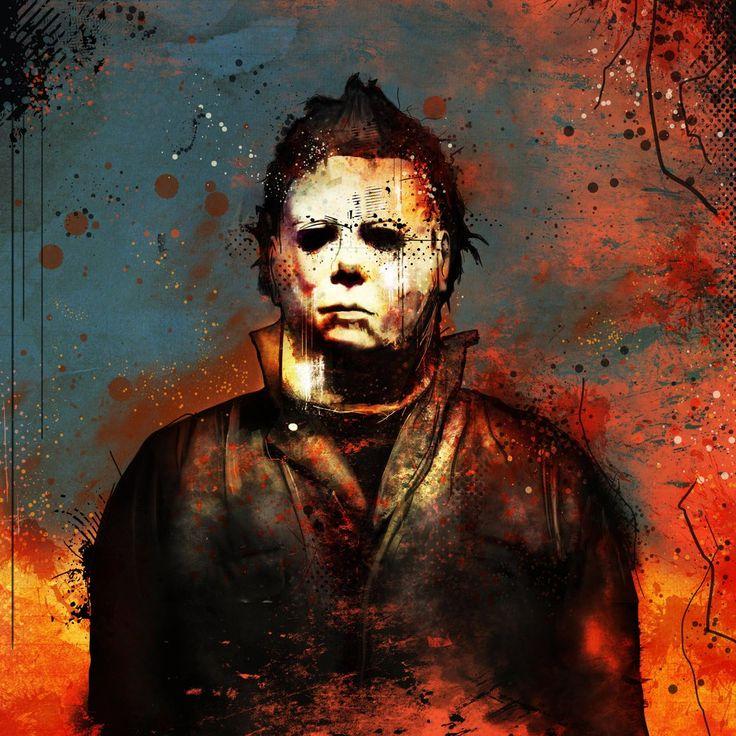65 best Halloween/Michael Myers images on Pinterest   Horror films ...