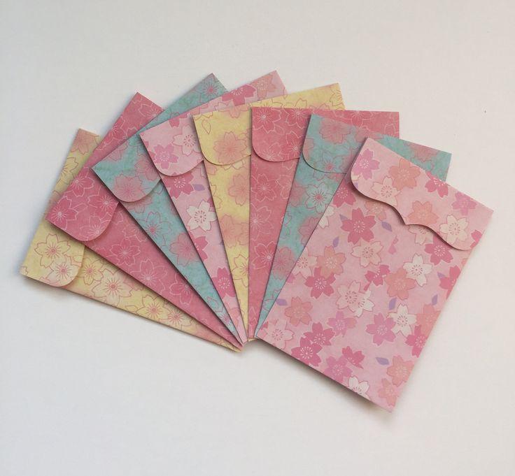 Více než 25 nejlepších nápadů na Pinterestu na téma Small Envelopes - small envelope template