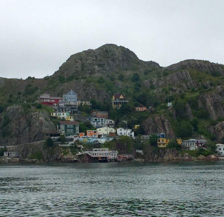 The Battery, St. John's, Newfoundland